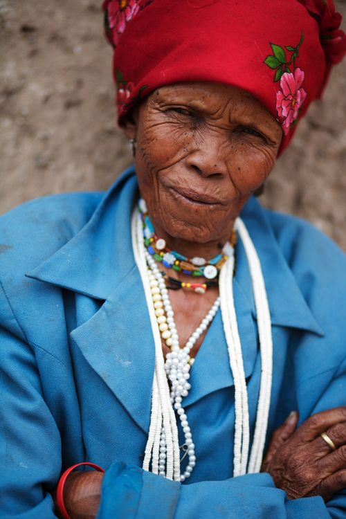 Old Lady of the Kalahari 2