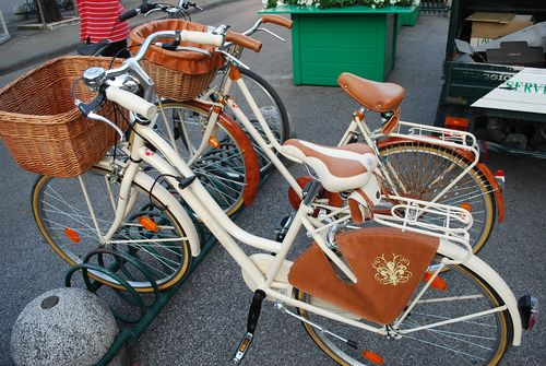 Bikes with crests
