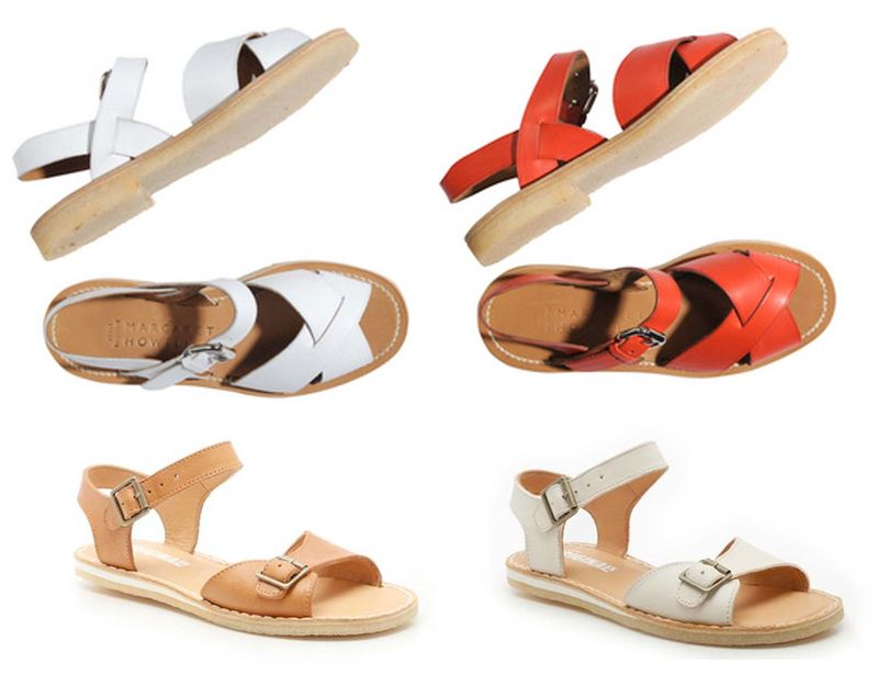 Fantastic Womens Leather Jesus Sandals ~ Leather Sandals