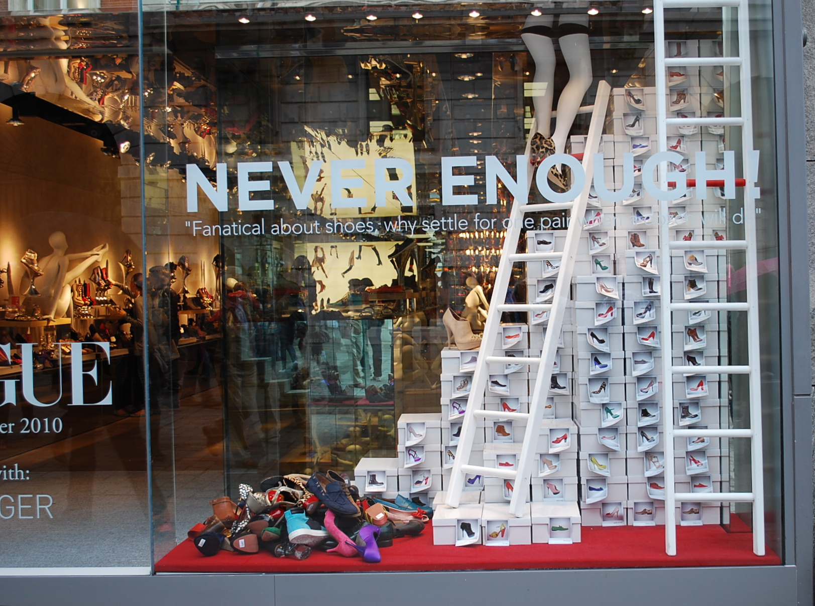 Shopping With Experts Covent Garden New Stores The
