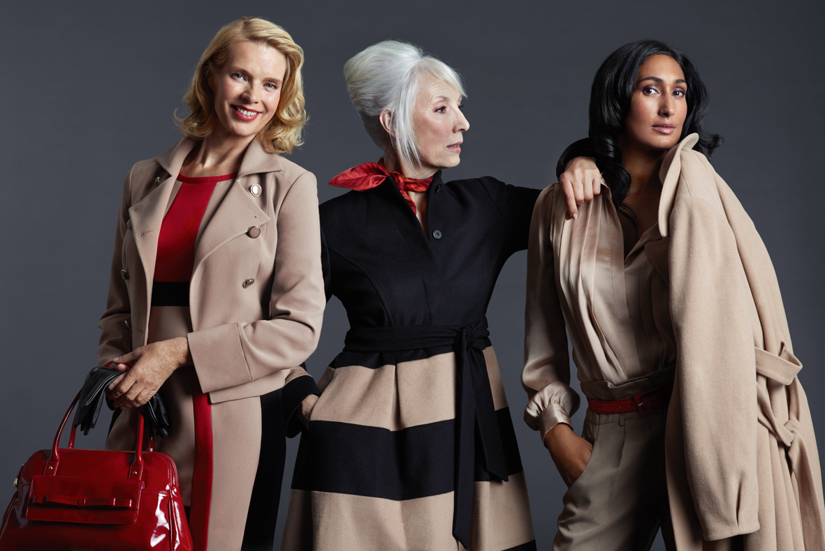 Clothing for Women Over 40 Years Old