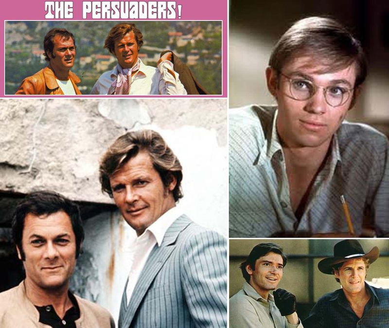 70's TV hearththrobs