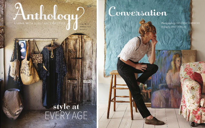 Anthology Magazine