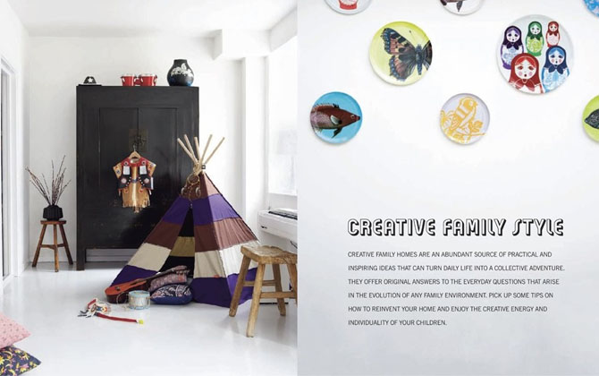 CREATIVE FAMILY HOME 1