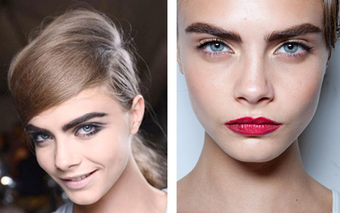 Cara eyebrows