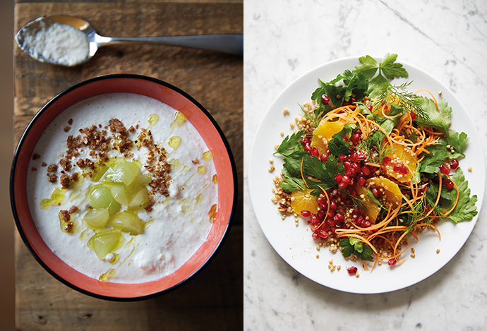 Deliciously Ella Lunch