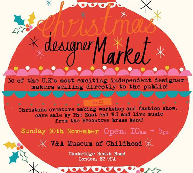 Designer Christams Market