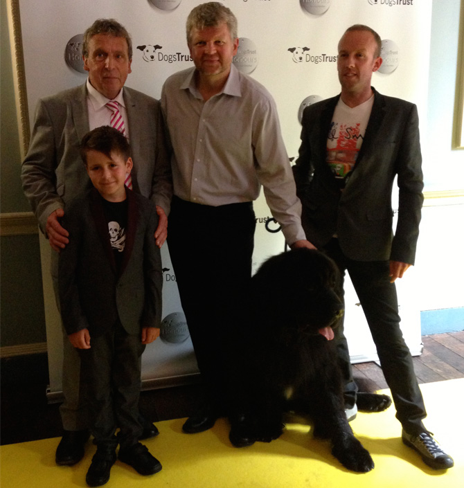 Dogs trust winners