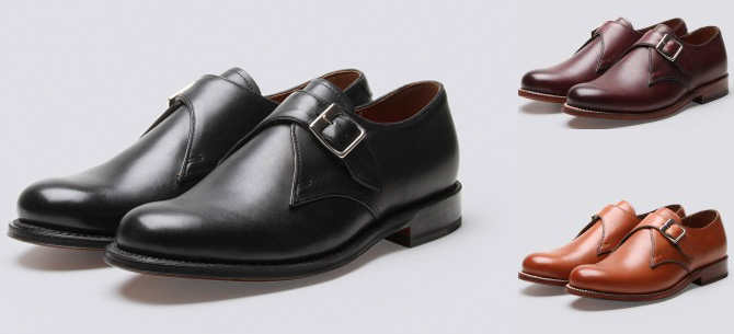 Grenson Single monstrap