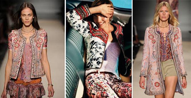 Isabel Marant ethnic jacket
