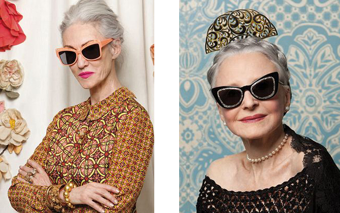Karen Walker and Advanced Style3