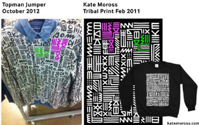Kate Moross Top Man