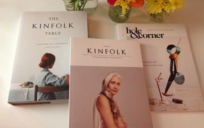 Kinfolk Hole & Corner