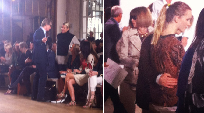LFW Frow