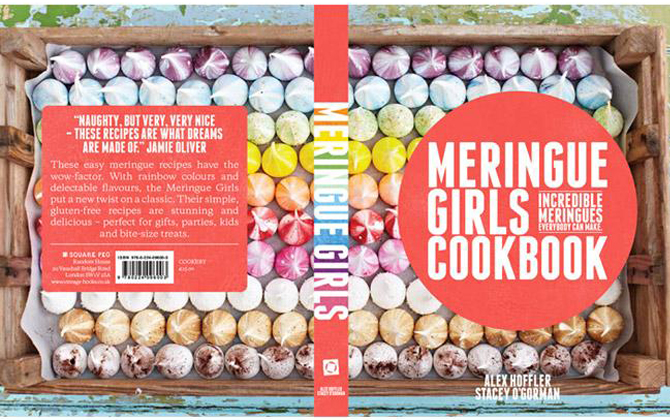 Merignue Girls Book