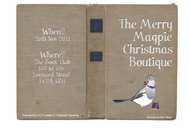 Merry Magpie Christmas Boutique