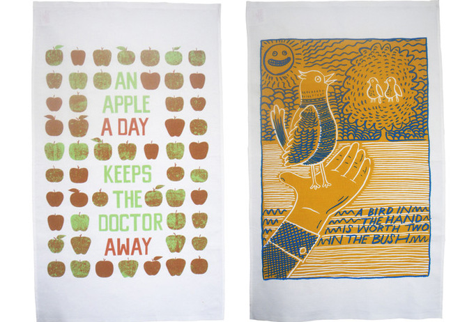 Nana Tea Towels