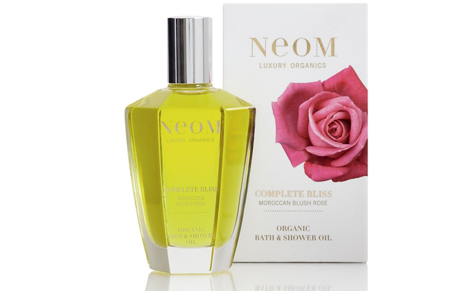 Neom Rose Bath oil