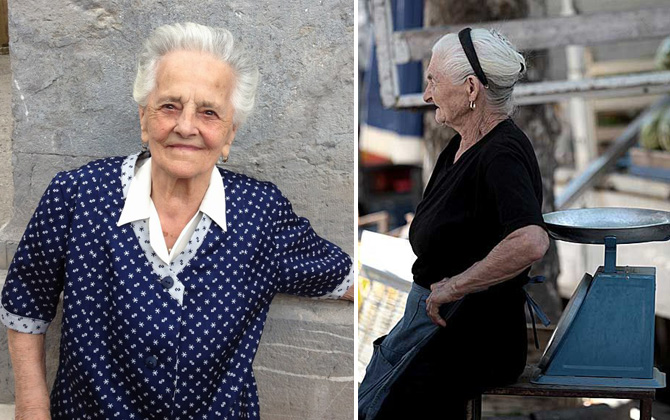 How to dress for summer: Nonna Chic