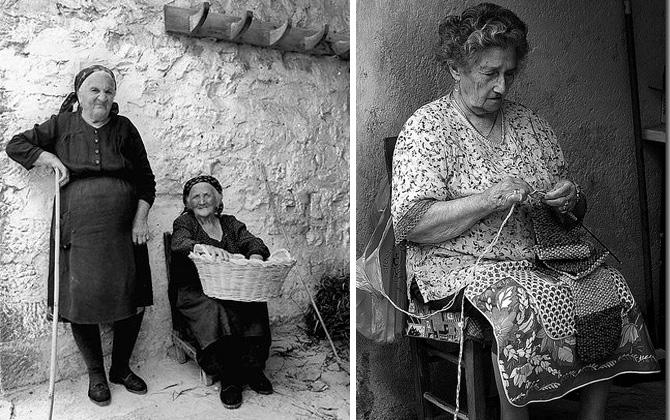 Nonna chic
