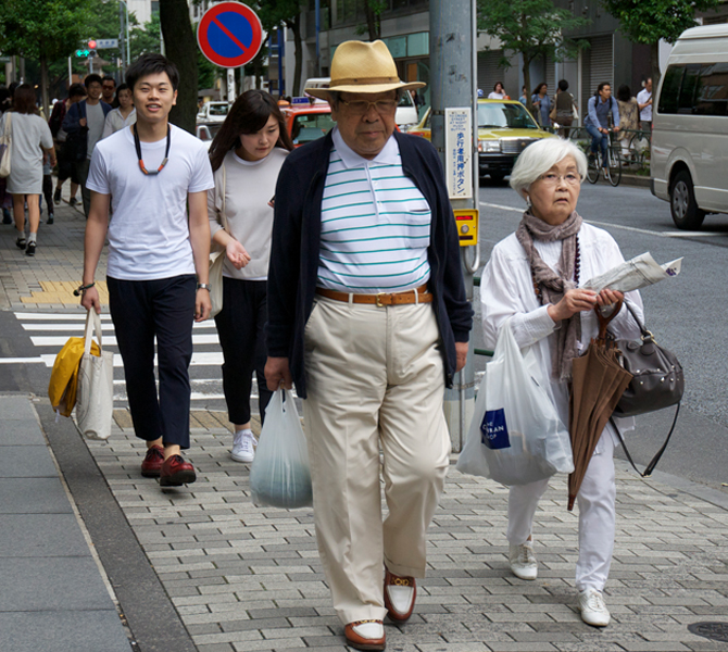 OUTSIDE COMME TOKYO 08
