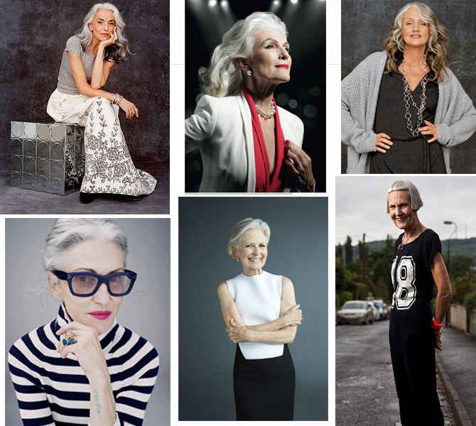 Older women fashion