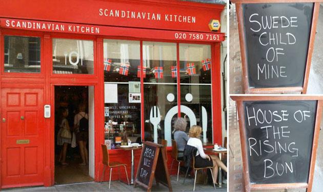 Scandanavian Kitchen