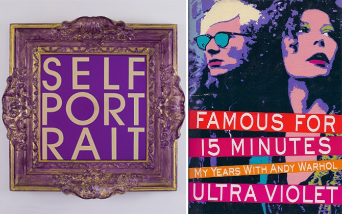 Selfie Ultra Violet