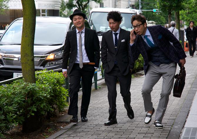 TOKYO BOYS