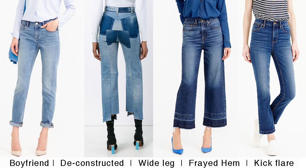 The New Jeans Shape _the womens room