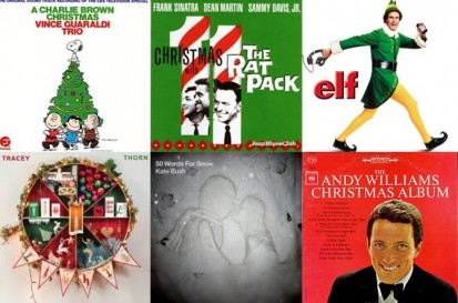 The Womens Room Christmas Play list
