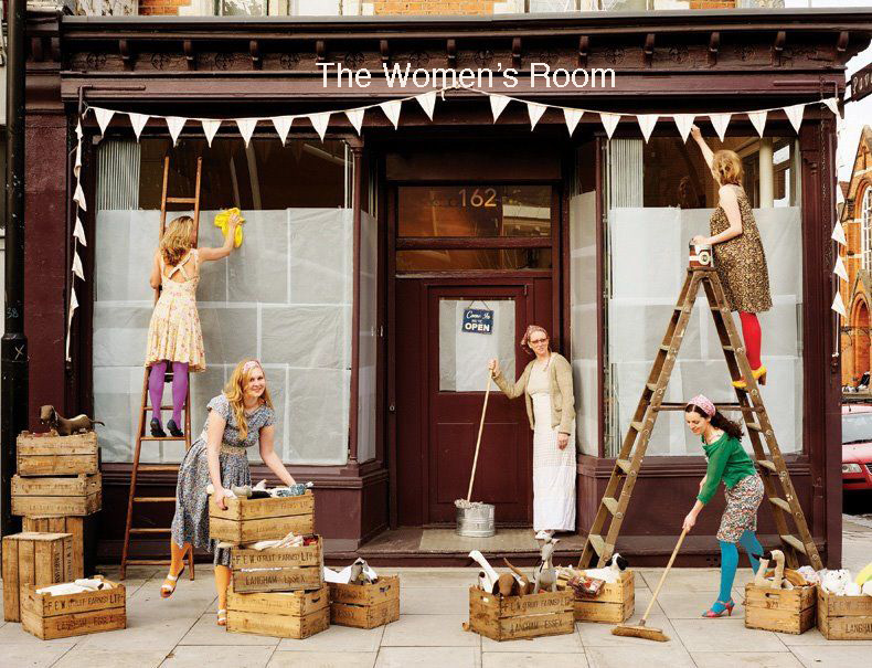 The Womens Room shop