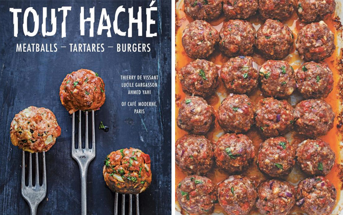 Tout Hache meatballs