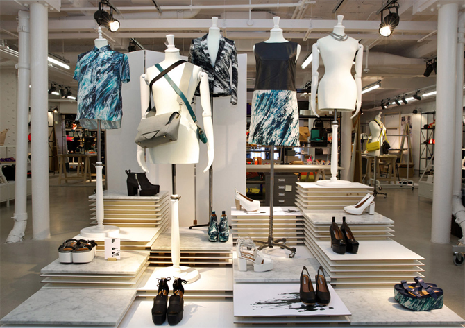 The new &Other Stories on Regent Street