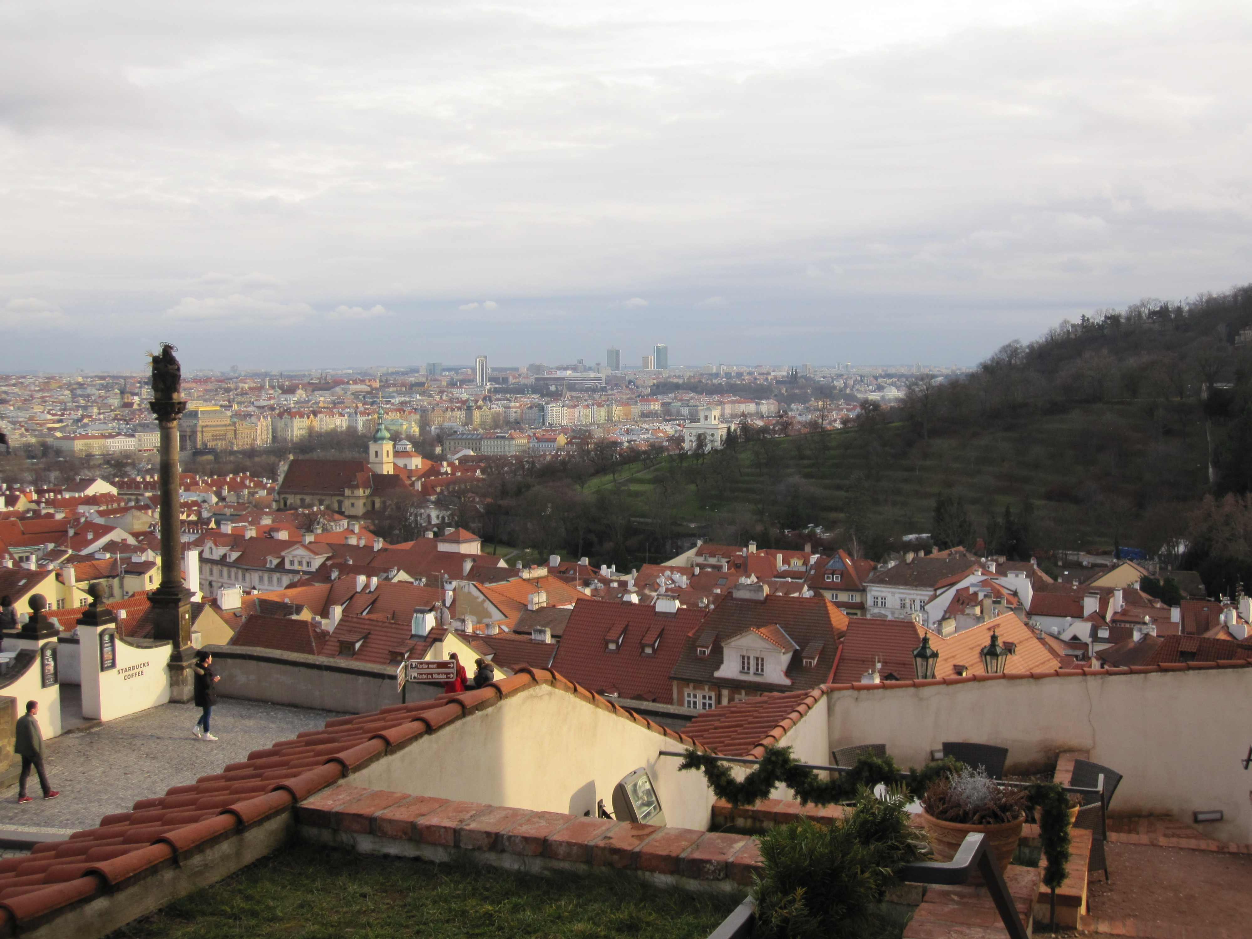 View from Prague Castle3