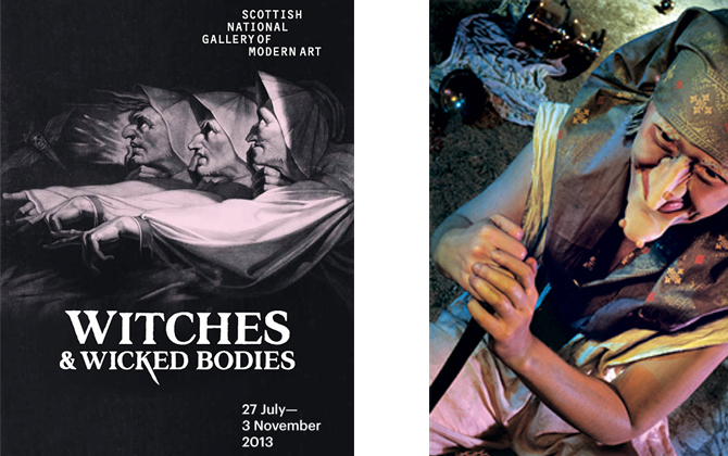 Withces & wicked Bodies