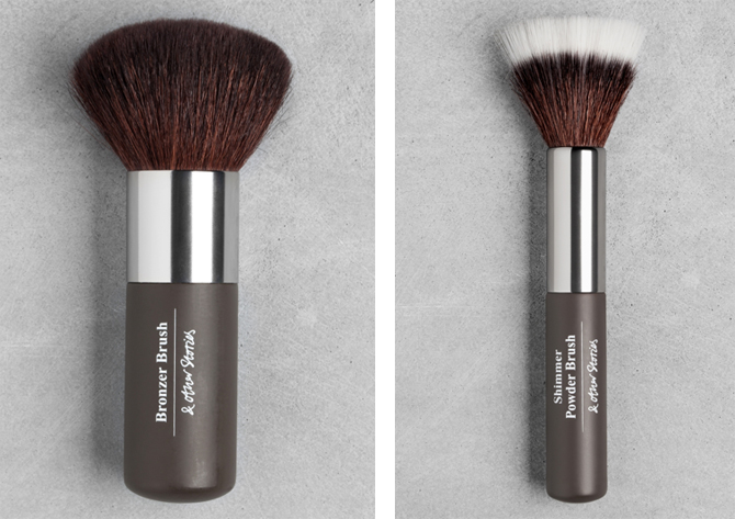andotherstories brushes