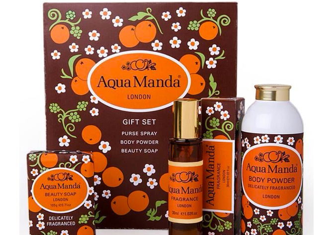 aqua manda new