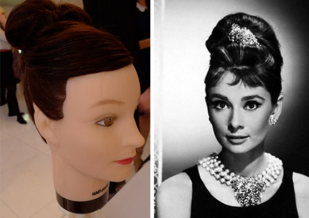 and her final audrey