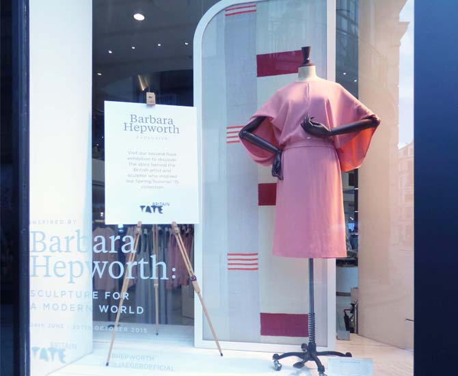 barbara hepworth window