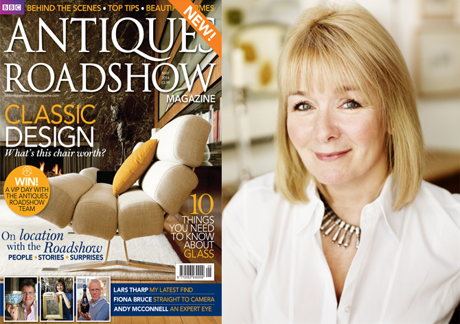 bbc antiques roadshow magazine