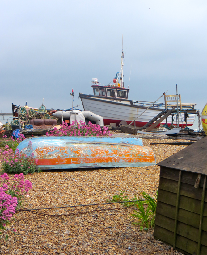 boats in deal