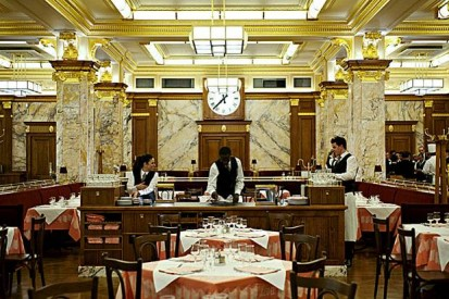 Brasserie Zedel, photo from The Guardian