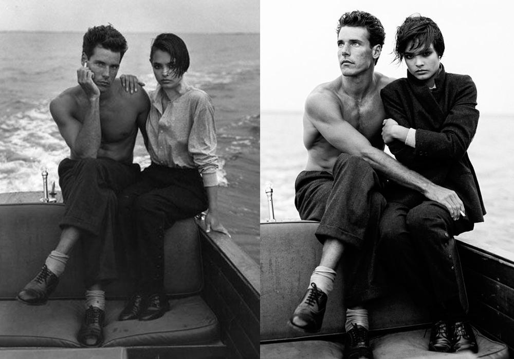 Images, Bruce Weber for Vogue