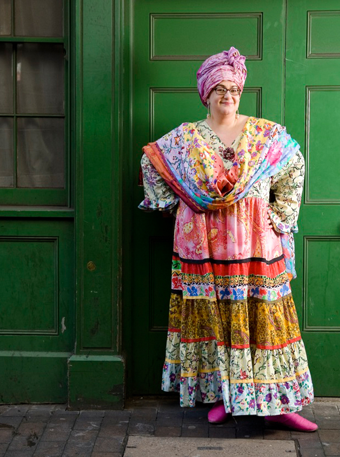 Beautiful image of Camila Batmanghelidjh by Emilie Sandy emiliesandy.com