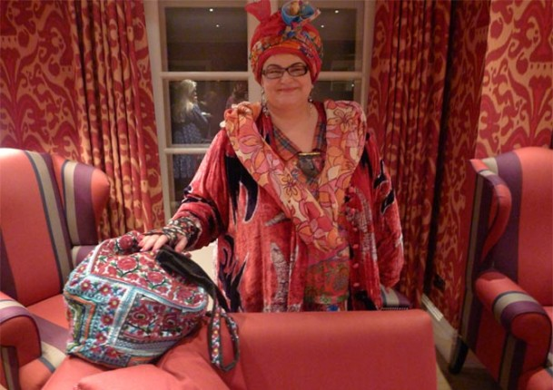 Our official charity is Kids Company, run by Camilla Batmanghelidjh, which now gains from my Give as you Live link