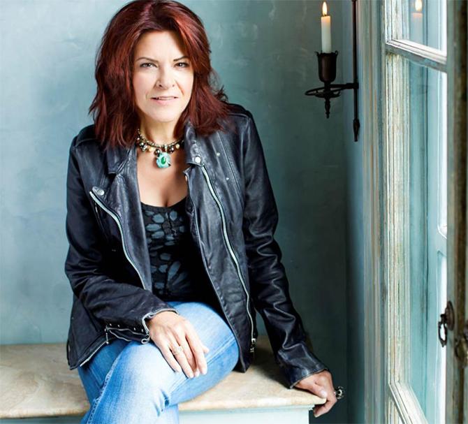 Rosanne Cash image by Clay Patrick McBride