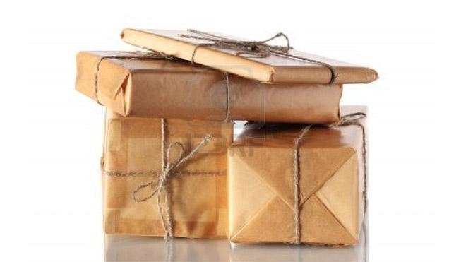 ebay parcels