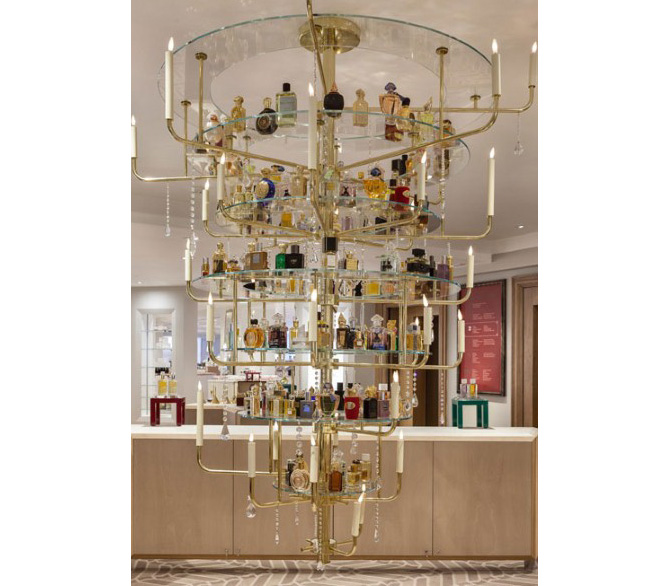 fortnum and mason chandelier