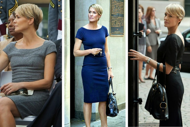 Gallery Big Claire Underwood Style From House Of Cards